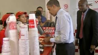 Five Guys expandiert: Barack Obamas Lieblings-Burger kommt nach Deutschland