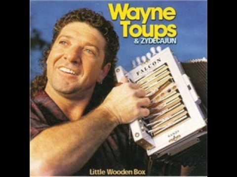 Wayne Toups- New Orleans Ladies (Les Filles de la Ville)