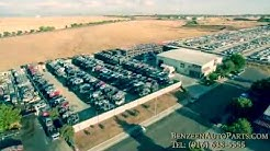 Benzeen Auto Parts  Rancho Cordova, CA 916-638-5555 Used Auto Parts