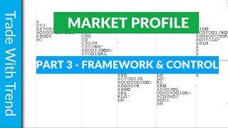 Market Profile Part 3 - Framework & Control
