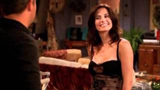 Monica Geller - Turn on momments
