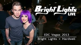 "Hardwell feat. Bright Lights - ""Never Say Goodbye"" - LIVE @ EDC 2013"
