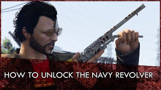 GTA Online: How To Unlock The Navy Revolver (All Clue Locations)
