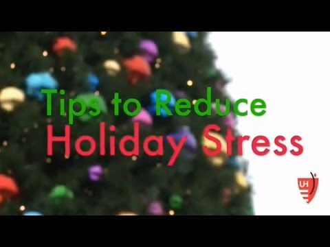 Kerry Collins - MORE WAYS to REDUCE HOLIDAY STRESS!!!!!!
