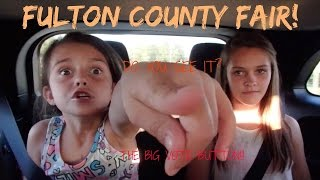 FULTON COUNTY FAIR AND A REQUEST!