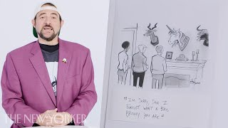 Kevin Smith Enters The New Yorker Cartoon Caption Contest | The New Yorker