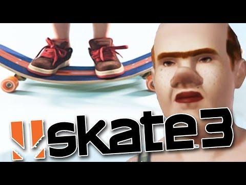 LA GORDURA, PAPADOPOULOS Y UN SKATE   Skate 3