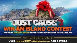 Just Cause 3 - Win An Island Contest Trailer (Xbox One) | Official Open World Game (2015)