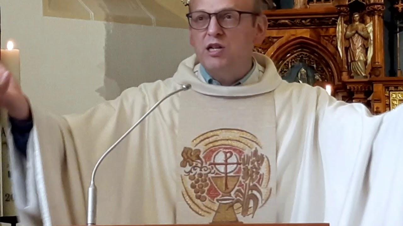 Predigt Fronleichnam