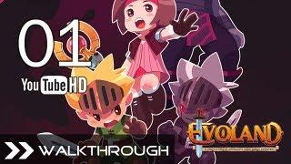 Evoland (PC/MAC) - Gameplay/Lets Play/Walkthrough Part 1 (Papunika Village) HD 1080p