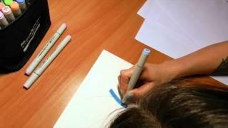 видео Какая бумага подходит для рисования?