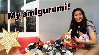 MY AMIGURUMI COLLECTION | Part 2