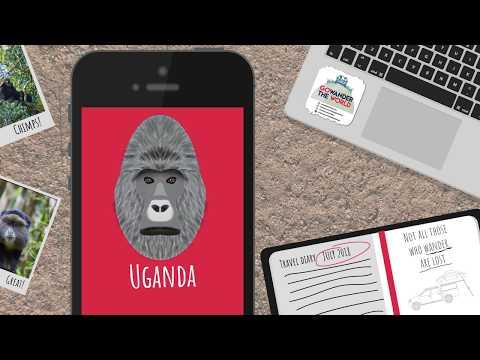 Morning photos Uganda