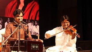 (Shaam-e-Ghalib) Qaasid Ke Aate Aate By Ranbir Kumar Live Concert