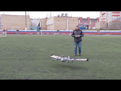 Уникальный летательный аппарат появился в технопарке Державинского университета в Тамбове