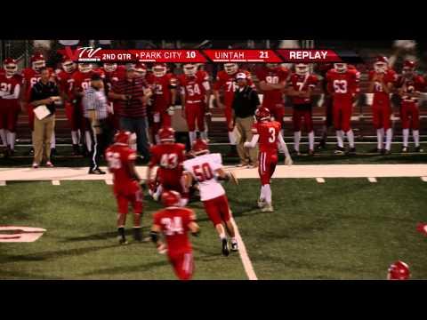 VTV Channel 6 High School Football: Park City @ Uintah 2014
