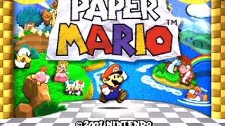 Full Game Paper Mario 64 HD