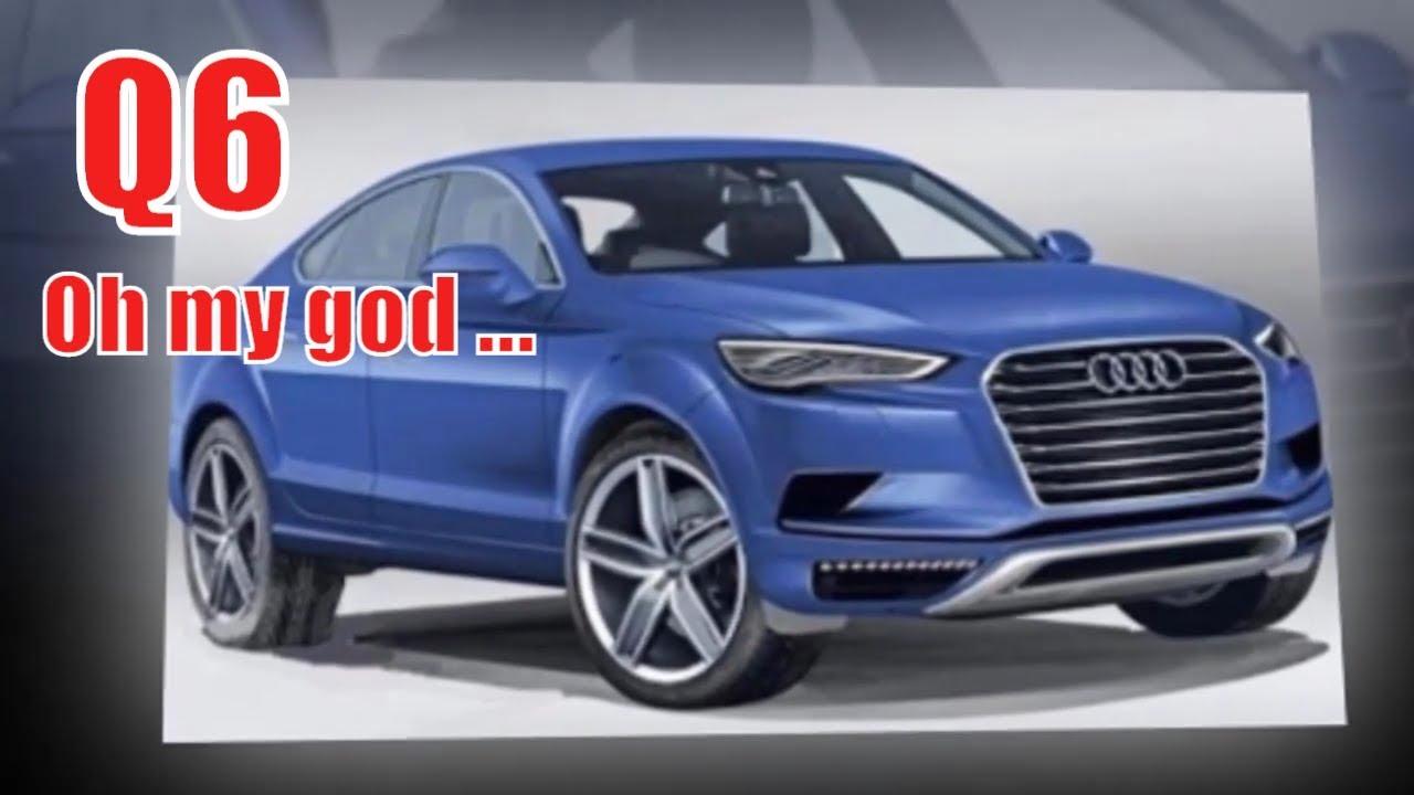 2020 Audi Q6 New Model and Performance
