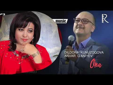 Dildora Kunuzoqova - Ona With Anvar G'aniyev Music