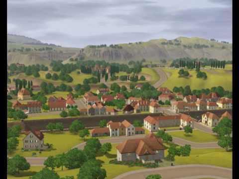 the sims 3 world adventures soundtrack france 1 youtube. Black Bedroom Furniture Sets. Home Design Ideas