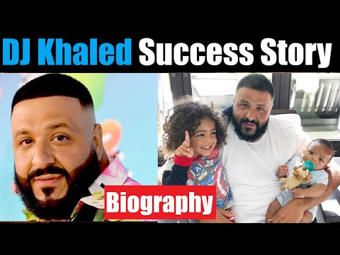 DJ Khaled (Khaled Mohamed Khaled) Success Story In Hindi | Biography | New |We the Best Music Group