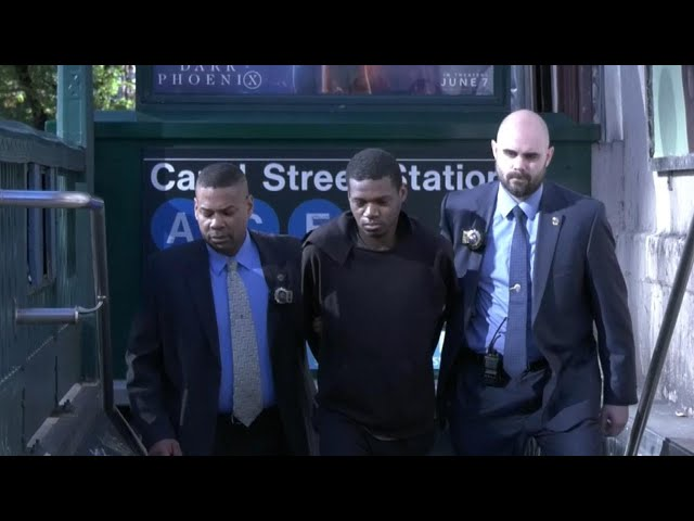 Who's the Break Bandit Allegedly Wreaking Havoc on Subways?