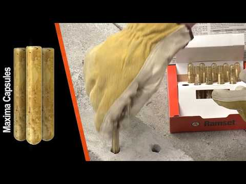 Chemset Maxima Capsules: benefits and installation