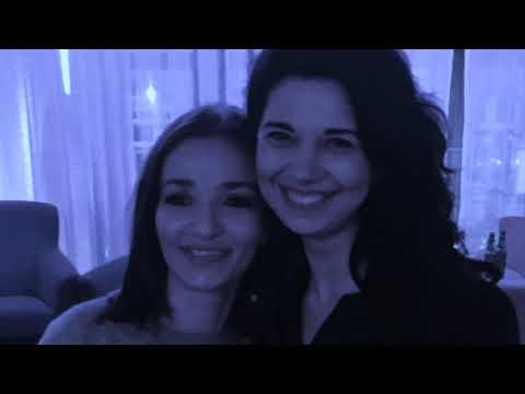 Natalia Gabunia & Nino Gvetadze (live) Prokofiev Sonata D major 1.Moderato