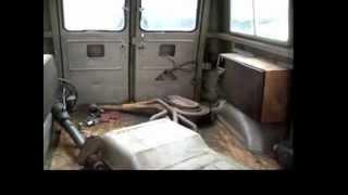 65 Chevy SportVan