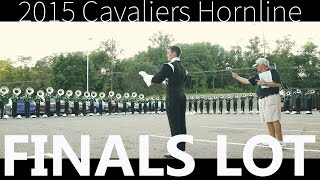 2015 Cavaliers Hornline | FINALS WARM-UP