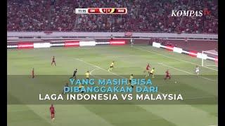 Satu Hal yang Masih Bisa Dibanggakan dari Laga Indonesia VS Malaysia