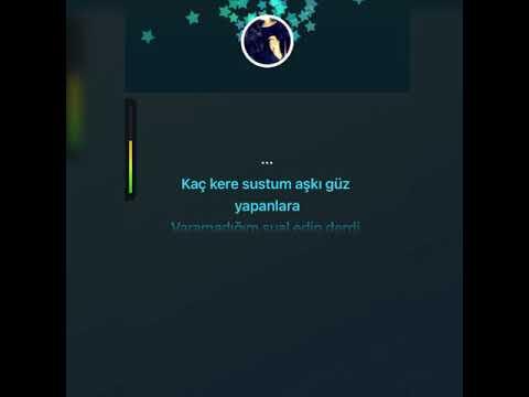Gökhan Türkmen-Bile bile yandı yüreğim(karaoke)