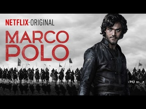 marco polo season 1 trailer adventurer new netflix series hd youtube. Black Bedroom Furniture Sets. Home Design Ideas