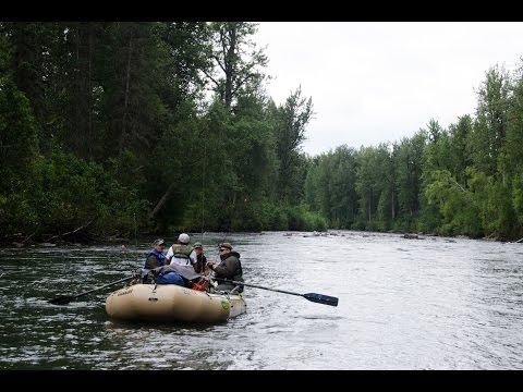 Chunilna Creek Float Trip August 2015