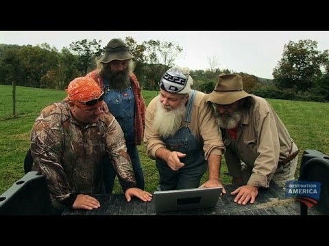 Grafton Monster on Tape | Mountain Monsters