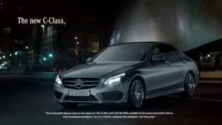 2015 Mercedes-Benz C400 Class drive up and down Mount Crystal