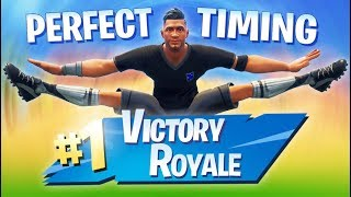 Perfect Timing Moments Compilation - Fortnite Battle Royale