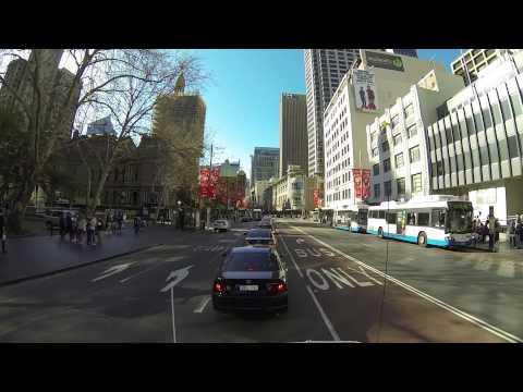 Video Sydney George Street