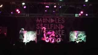 Mindless Self Indulgence - Planet of the Apes (Live) Houston, TX 3-14-14