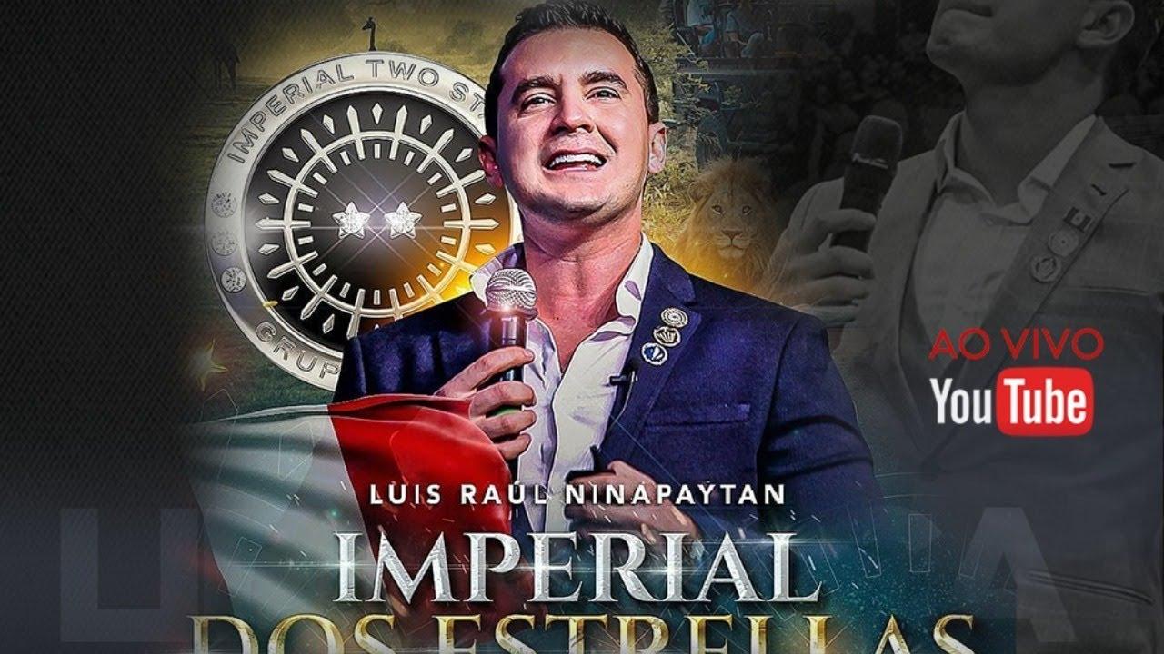 Encontro de Liderança - Luis Raul - Two Stars