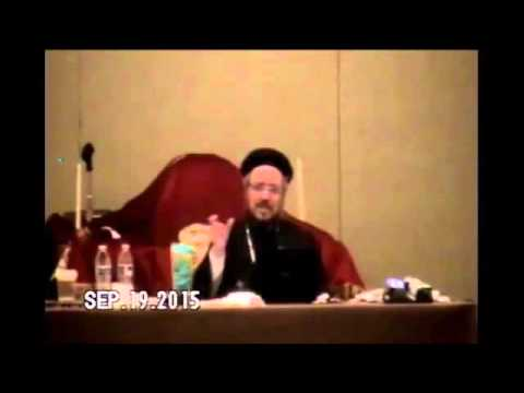 Fr. Dawood Lamey Q&A 09/19/2015 (Session #1) - Dallas Family Retreat 2015