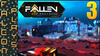 Fallen A2P Protocol Gameplay - The Rock breaks the game! - Let