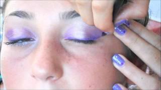 Purple Sunset •Tutorial 1 Thumbnail