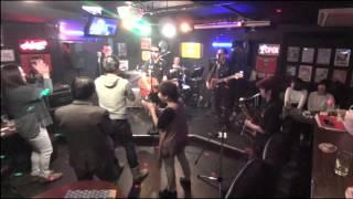 18-Feb.-2017 すすきの・リッチーにて ジョニー&ザ・ロケッツ-2+1 ...