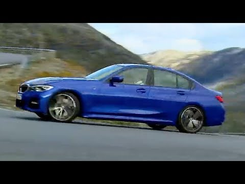 2019 BMW 3 Series Driving, Interior and Personal Assistant