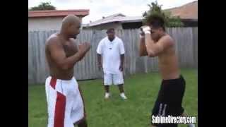 Ray vs Jorge Rematch Kimbo Fight