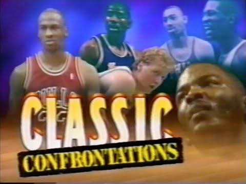 NBA Classic Confrontations - 1990 video