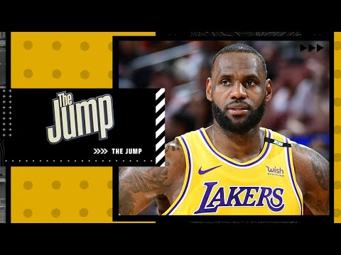 What does a slimmed down LeBron James mean for the rest of the NBA?   The Jump