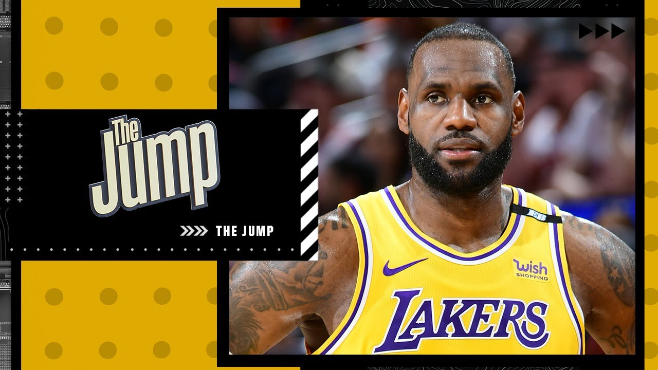 Download What does a slimmed down LeBron James mean for the rest of the NBA? | The Jump