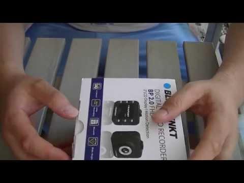 Unpacking Blaupunkt Bp 2.0 Full Hd Dashcam
